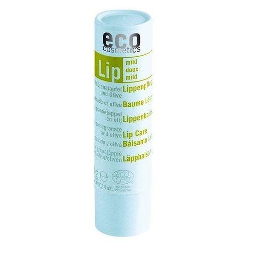Balsam de Buze Bio cu Ulei de Măsline și Rodie, 4g   Eco Cosmetics