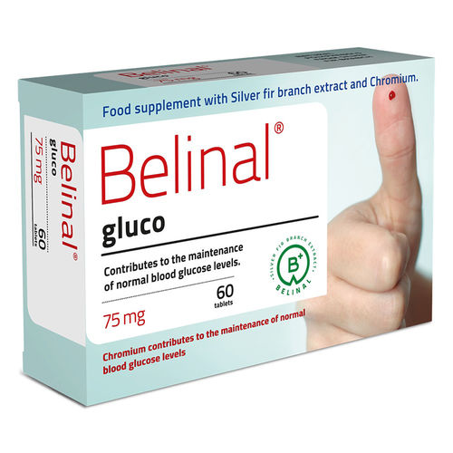Belinal Gluco, 60 comprimate | Abies Labs