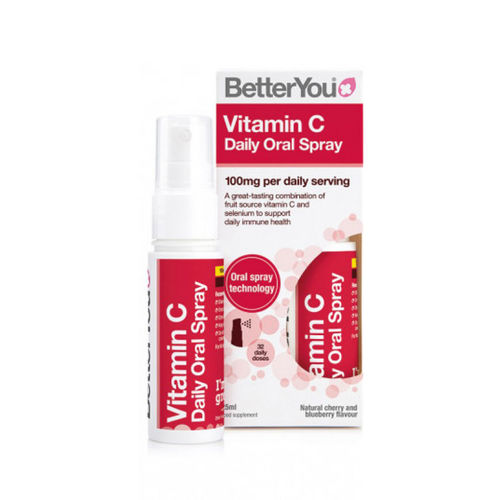 Vitamin C Oral Spray, 25ml | BetterYou