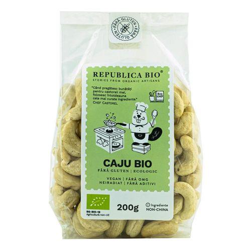 Caju Bio Fără Gluten, 200g | Republica BIO
