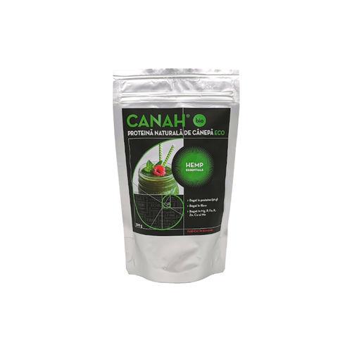 Pudră Proteică ECO de Cânepă | Canah