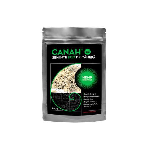 Semințe Decorticate de Cânepă ECO | Canah