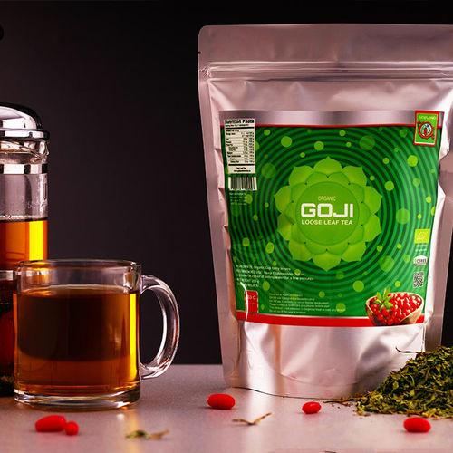 Ceai Bio din frunze de Goji | Gojiland