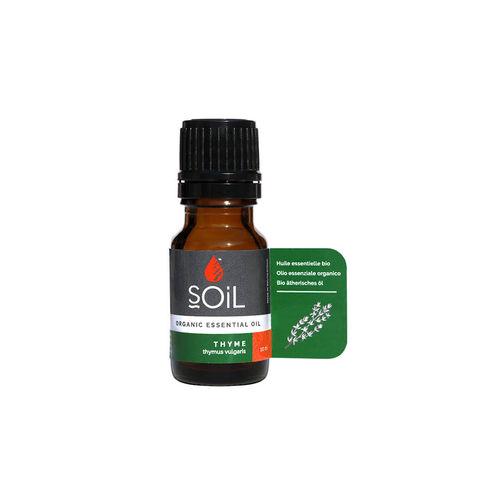 Ulei Esențial de Cimbru (Thyme) Ecologic/Bio, 10ml | SOiL