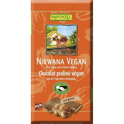 Ciocolata Nirwana Vegana 100g | Rapunzel