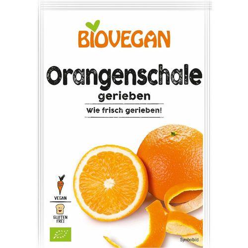 Coaja de portocala rasa FARA GLUTEN 9g | Biovegan
