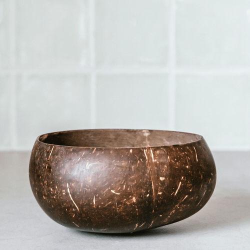 Bol din nucă de cocos ecologică JUMBO   Coconut Bowls