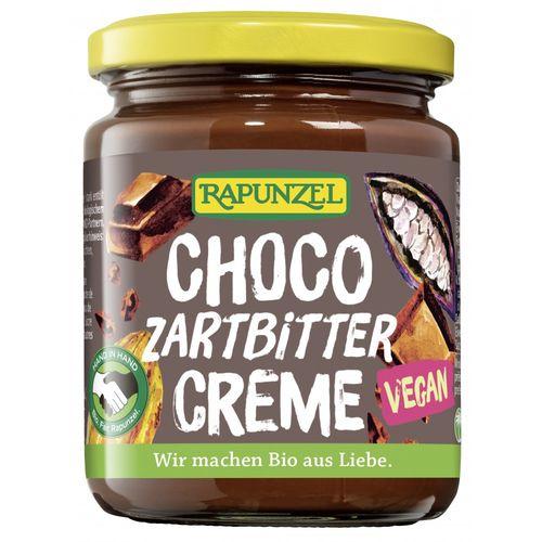 Cremă cu Ciocolată Amăruie Vegană, 250g | Rapunzel