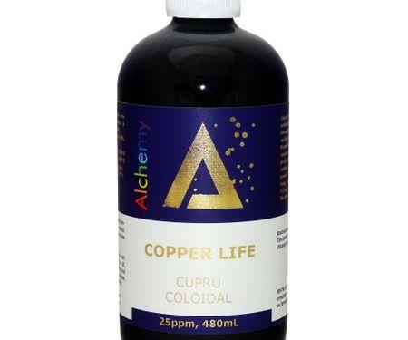 Cupru coloidal Copper Life 25
