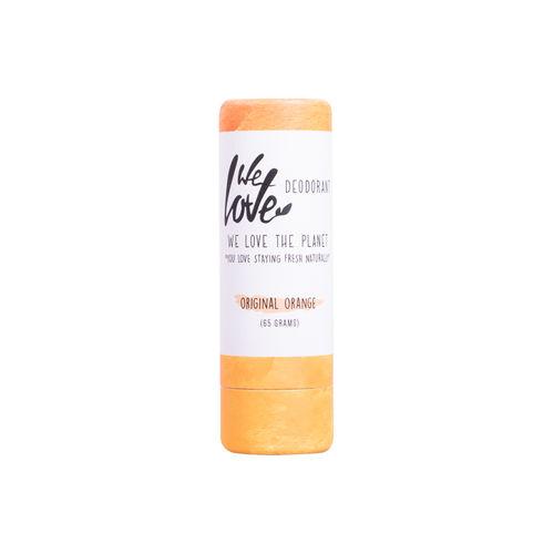 Deodorant Natural Stick  - Original Orange, 65g | We Love The Planet