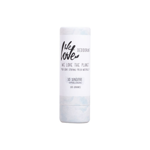 Deodorant Natural Stick - SO Sensitive, 65g | We Love The Planet