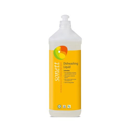 Detergent Ecologic Pentru Spălat Vase - Gălbenele, 1000ml | Sonett