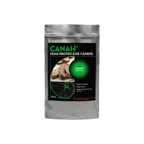 Făină Proteică de Cânepă | Canah