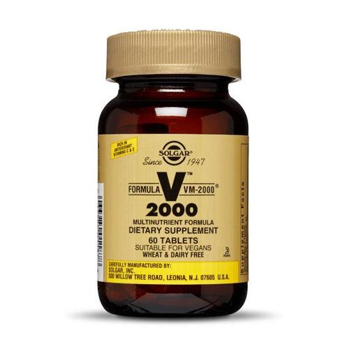 Formula VM 2000, 60 tablete | Solgar