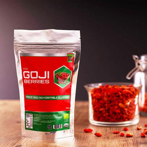Fructe de Goji liofilizate Bio | Gojiland