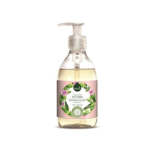 Gel ecologic pentru igienă intimă cu tea tree și eucalipt 300ml, PH 4.0 | Biolu