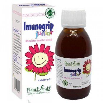 IMUNOGRIP Junior, 135g | Plantextrakt
