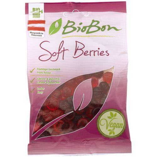Jeleuri cu fructe de padure 100g | Biobon