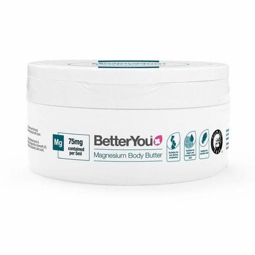 Magnesium Body Butter, 200ml   BetterYou