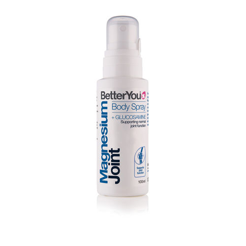 Magnesium Joint Body Spray, 100ml | BetterYou