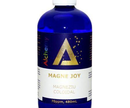 Magneziu coloidal Magne Joy 70ppm | Pure Alchemy