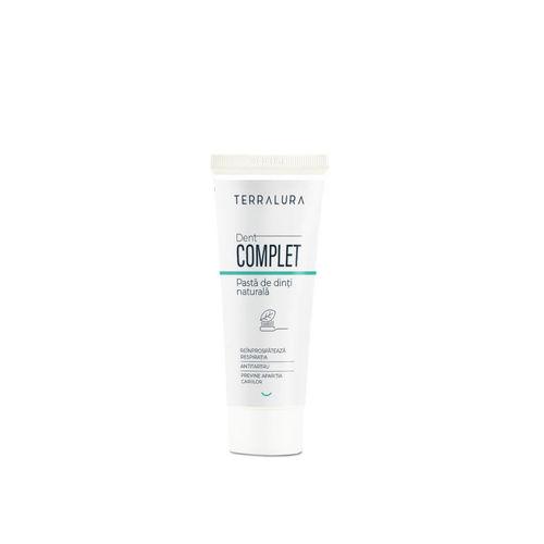 Dent COMPLET Pastă de dinți naturală, 75ml | Terralura