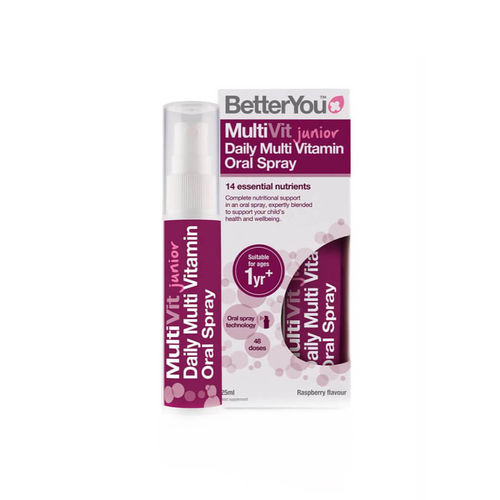Multivit Junior Oral Spray, 25ml | BetterYou