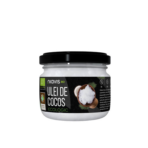 Ulei de Cocos Extra Virgin Ecologic/Bio | Niavis