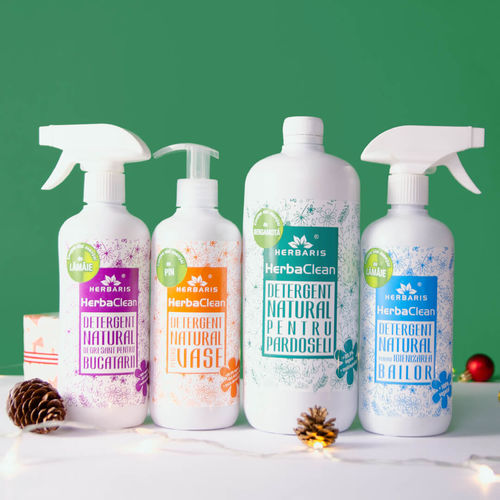 Pachet Detergenţi naturali Herbaris