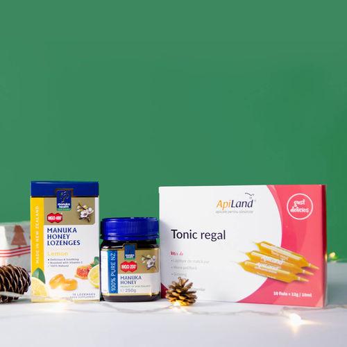 Pachet Imunitate şi Vitalitate cu Apicole