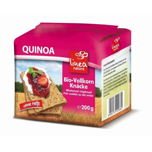 Paine crocanta cu quinoa 200g | Linea Natura