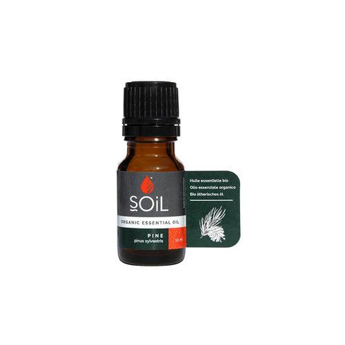 Ulei Esențial de Pin (Pine) Ecologic/Bio, 10ml | SOiL