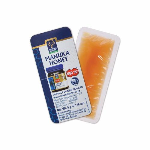 Pliculeţe cu Miere de Manuka MGO™ 100+ | Manuka Health
