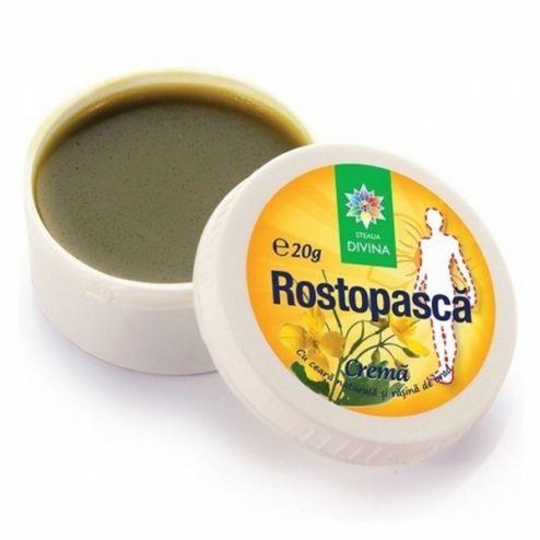 Cremă  Naturală cu Rostopască, 20g | Steaua Divină