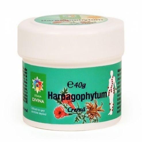 Cremă  Naturală cu Harpagophytum, 40g | Steaua Divină