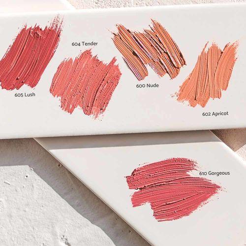 Nude: Nuantator natural pentru buze si obraji cu extract de coacaze rosii | Uoga Uoga