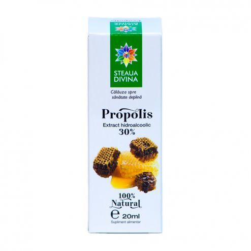 Tinctură de Propolis, 20ml | Steaua Divină