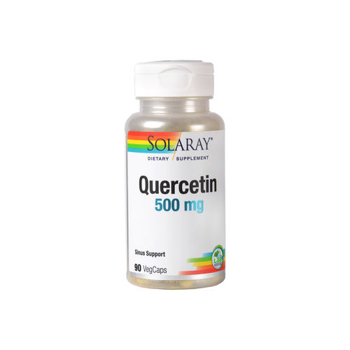 Quercetin 500mg, 90 capsule vegetale | Secom