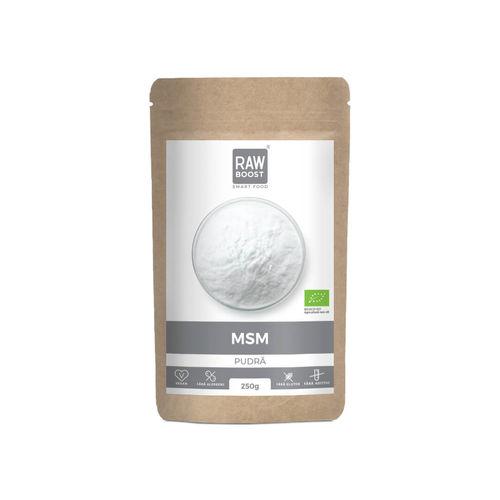 MSM pudră 250g | Rawboost