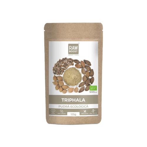Triphala pudra ecologica 125g | Rawboost