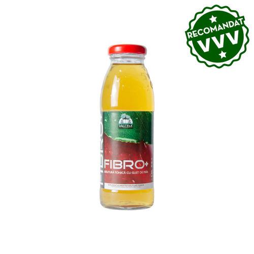 FIBRO+ Băutură tonică cu gust de măr, 300ml   Vâlcele