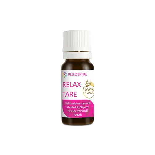 RelaxTare Mix Uleiuri Esențiale, 10ml | Aquanano