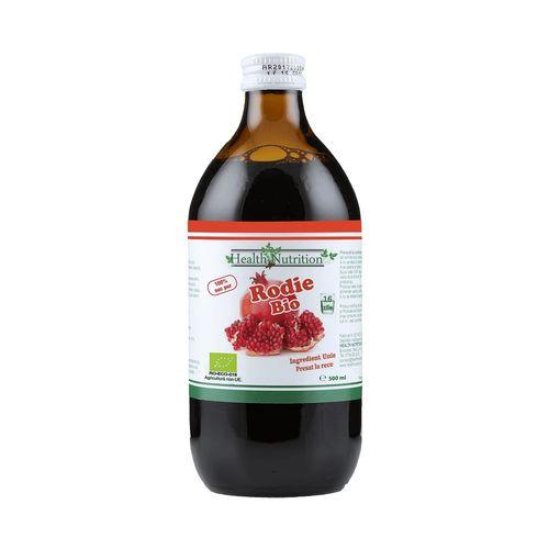 Suc de Rodie 100% Pur, Bio, 500ml | Health Nutrition