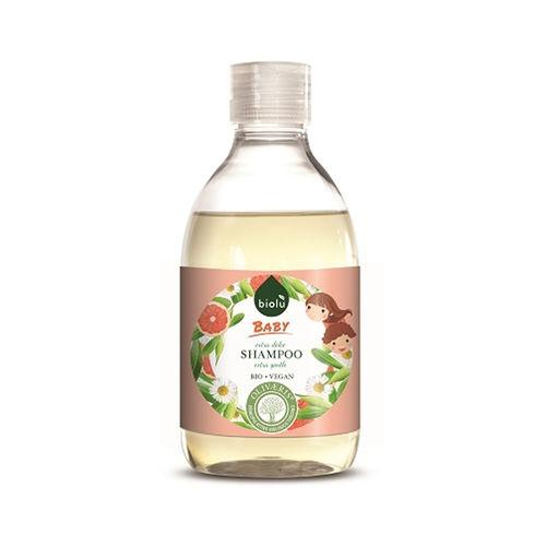 Șampon Ecologic Pentru Copii cu Ulei de Grapefruit, 300ml | Biolu