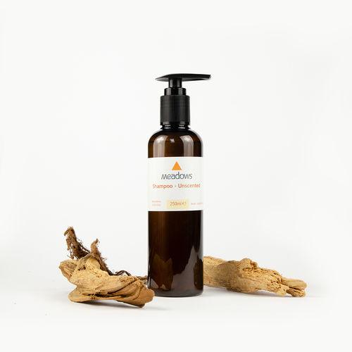 Șampon fără parfum, 250ml | Meadows Aroma