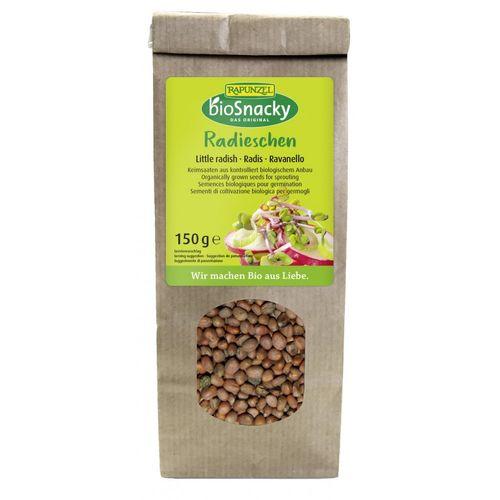 Seminte de ridiche pentru germinat 150g | Rapunzel - BioSnacky