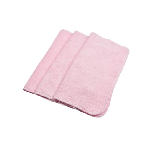 Set 3 Miniprosopele Frotir Bambus 100% Roz Pal | Păturica Fermecată