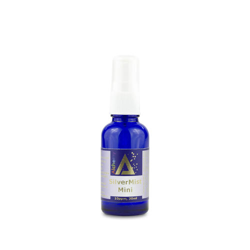 Silver Mist Mini, pulverizator spray cu argint coloidal 10ppm | Pure Alchemy