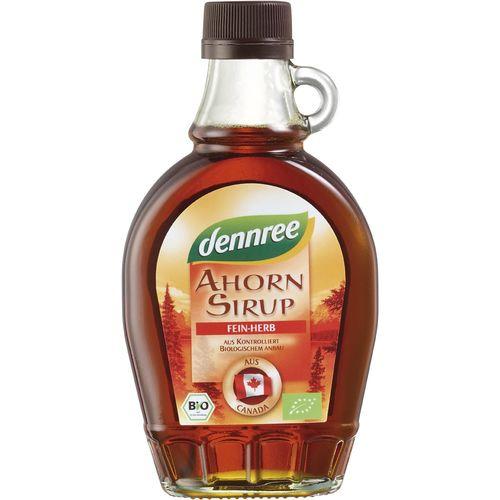 Sirop de Artar grad A gust intens 250ml | Dennree