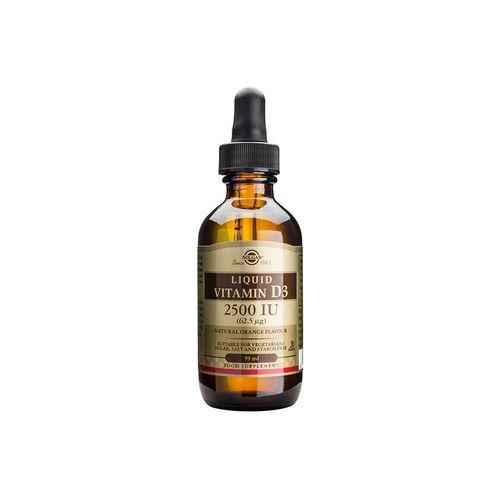 Vitamina D3 2500IU 59ml | Solgar
